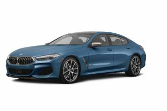 BMW Lease Takeover in Montreal QC: 2020 BMW BMW M850i xDrive gran coupe HEA package Automatic AWD ID:#20197