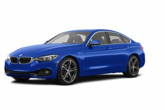 Lease Transfer BMW Lease Takeover in Vancouver (Central Kitsilano), BC: 2018 BMW 440XI Gran Coupe Automatic AWD