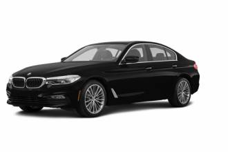 Lease Transfer BMW Lease Takeover in Montreal, QC: 2018 BMW 530i xDrive Automatic AWD