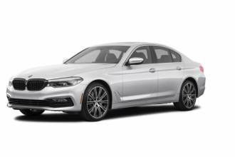 Lease Transfer BMW Lease Takeover in Vancouver, BC: 2018 BMW 540i Automatic AWD