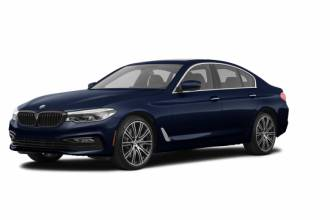 Lease Transfer BMW Lease Takeover in Richmond Hill, ON: 2018 BMW 540i M-Sport Automatic AWD