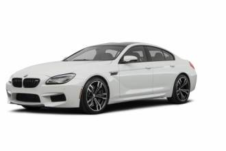 BMW Lease Takeover in Vancouver, BC: 2018 BMW M6 Coupe Automatic 2WD
