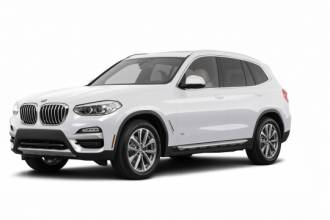 Lease Transfer BMW Lease Takeover in Montreal, QC: 2018 BMW X3 Automatic AWD
