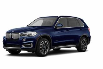 BMW Lease Takeover in Vancouver, BC: 2018 BMW X5 Automatic AWD