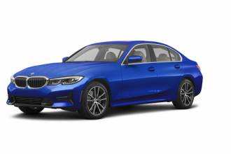 Lease Transfer BMW Lease Takeover in Vancouver, BC: 2019 BMW 330i xDrive Automatic AWD