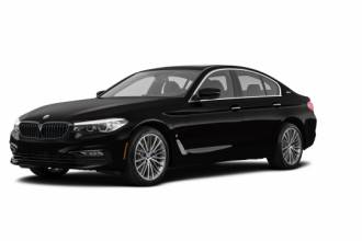 Lease Transfer BMW Lease Takeover in Surrey, BC: 2019 BMW 530e Automatic AWD
