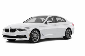Lease Transfer BMW Lease Takeover in Vancouver, BC: 2019 BMW 530i Automatic AWD