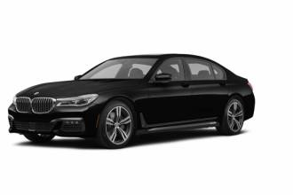Lease Transfer BMW Lease Takeover in Toronto, ON: 2019 BMW 750 xDrive Manual AWD