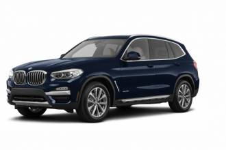BMW Lease Takeover in Laval, QC: 2019 BMW X3 xdrive 30i Automatic AWD