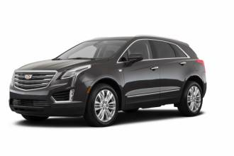 Cadillac Lease Takeover in Mississauga, ON: 2018 Cadillac XT5 Automatic 2WD