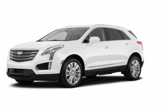 Cadillac Lease Takeover in Edmonton, AB: 2018 Cadillac XT5 Automatic AWD
