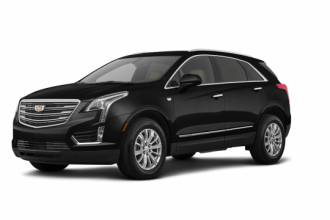 Lease Transfer Cadillac Lease Takeover in Victoria, BC: 2018 Cadillac XT5 Automatic AWD