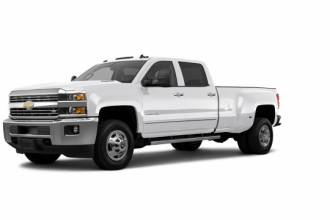 Chevrolet Lease Takeover in Ottawa, ON: 2015 Chevrolet 3500HD Automatic AWD