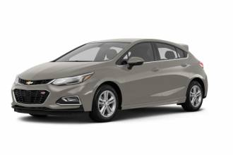 Chevrolet Lease Takeover in Winnipeg, MB: 2017 Chevrolet Cruze LT Automatic 2WD