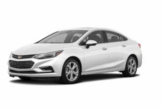 Lease Transfer Chevrolet Lease Takeover in Mississauga, ON: 2018 Chevrolet Cruze LT Automatic 2WD