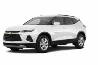 Chevrolet Lease Takeover in Calgary, AB: 2019 Chevrolet Blazer 3LT Automatic AWD