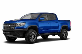 Lease Transfer Chevrolet Lease Takeover in Lethbridge, AB: 2019 Chevrolet Colorado Automatic AWD