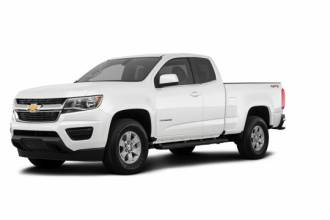 Chevrolet Lease Takeover in Calgary, AB: 2019 Chevrolet Colorado WT V6 Automatic AWD