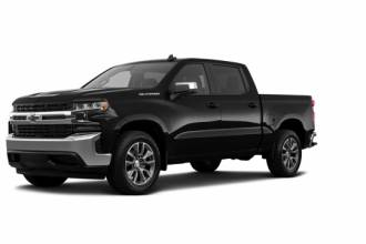 Lease Transfer Chevrolet Lease Takeover in St-Sauveur, QC: 2019 Chevrolet Silverado 1500 LT Automatic AWD