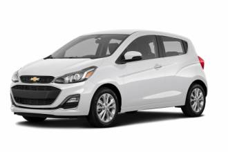 Lease Transfer Chevrolet Lease Takeover in Montreal, QC: 2019 Chevrolet Spark 5DR 1LT Automatic 2WD
