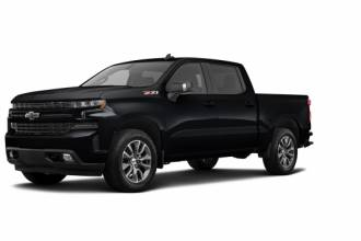 Chevrolet Lease Takeover in Coquitlam, BC: 2020 Chevrolet Silverado 1500 Custom Automatic AWD