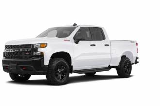 Lease Transfer Chevrolet Lease Takeover in Langley, BC: 2020 Chevrolet Silverado 1500 Custom Automatic AWD