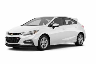 Chevrolet Lease Takeover in Montreal: 2018 Chevrolet Cruze LT Automatic 2WD
