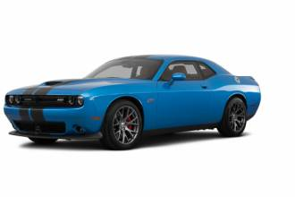 Lease Transfer Dodge Lease Takeover in Spruce Grove, AB: 2016 Dodge Challenger SRT Automatic 2WD