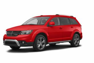 Lease Transfer Dodge Lease Takeover in Toronto, ON: 2017 Dodge Journey Crossroad Automatic AWD