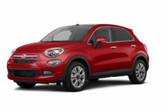 Lease Transfer FIAT Lease Takeover in Saint John, NB: 2016 FIAT 500X POP Automatic AWD