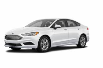 Ford Lease Takeover in CALGARY: 2018 Ford Fusion Titanium AWD Automatic AWD ID:#11766