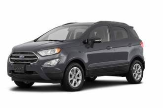 Lease Transfer Ford Lease Takeover in Edmonton, AB: 2018 Ford Ecosport SE Automatic AWD