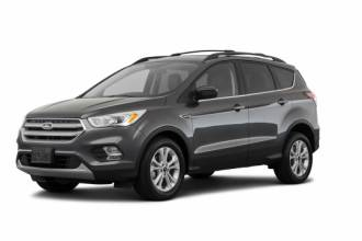 Lease Transfer Ford Lease Takeover in Calgary, AB: 2018 Ford Escape SEL Automatic AWD