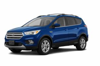 Lease Transfer Ford Lease Takeover in Ottawa, ON: 2018 Ford Escape SEL Automatic AWD