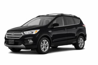 Ford Lease Takeover in Calgary, AB: 2018 Ford Escape Titanium Automatic AWD