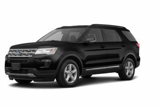 Ford Lease Takeover in Montreal, QC: 2018 Ford Explorer XLT Automatic AWD
