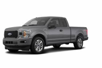 Ford Lease Takeover in Calgary, AB: 2018 Ford F-150 XL Automatic AWD