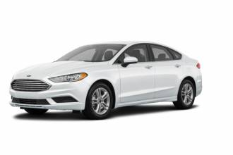 Lease Transfer Ford Lease Takeover in Toronto, ON: 2018 Ford Fusion Automatic 2WD