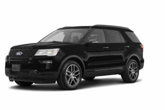 Ford Lease Takeover in Toronto, ON: 2019 Ford Explorer Automatic AWD
