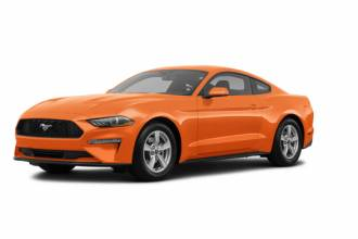Ford Lease Takeover in Charlottetown, NB: 2019 Ford Mustang 2.3 EcoBoost Premium Manual 2WD