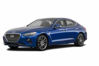 r Genesis Lease Takeover in Vancouver, BC: 2019 Genesis G70 Prestige Automatic AWD