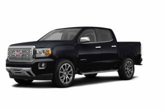 Lease Transfer GMC Lease Takeover in Fort McMurray, AB: 2018 GMC Canyon Denali Automatic AWD