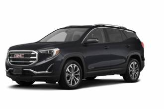 GMC Lease Takeover in Winnipeg, MB: 2020 GMC Terrain Automatic 2WD