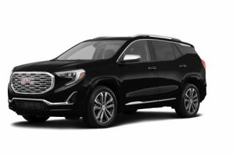Lease Transfer GMC Lease Takeover in Calgary, AB: 2020 GMC Terrain Denali Automatic AWD