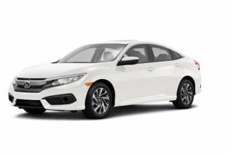 Lease Takeover in Mississauga, ON: 2017 Honda Civic EX Automatic 2WD ID:#12971
