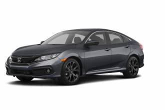Honda Lease Takeover in Vancouver: 2019 Honda 2019 CIVIC 4D SPORT Automatic 2WD ID:#23430