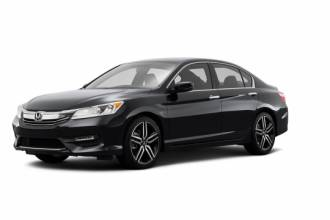 Honda Lease Takeover in Toronto, ON: 2016 Honda Accord Sedan Sport Automatic 2WD