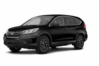 Lease Transfer Honda Lease Takeover in Ottawa, ON: 2016 Honda CR-V SE Automatic AWD