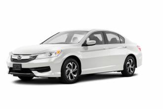 Honda Lease Takeover in Brampton, ON: 2017 Honda Accord LX Automatic 2WD