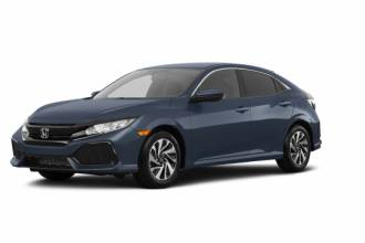 Honda Lease Takeover in Conception Bay South, Newfoundland: 2017 Honda Civic Automatic 2WD